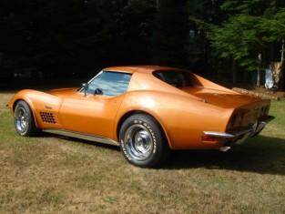 Corvette Stingray  Price on Corvette Specialties