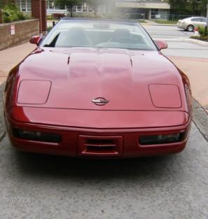 Corvette Stingray  Price on 1995 Chevrolet Corvette