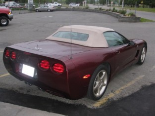 Corvette Stingray  Price on 2003 Collector Edition Convertible Chevrolet Corvette
